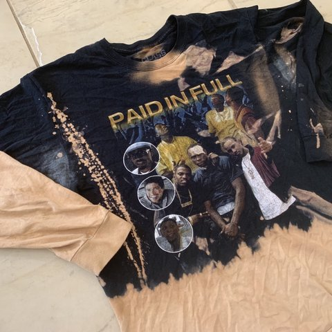 paid in full movie shirt