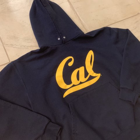382b2919178  td12345. yesterday. United States. Vintage Champion NCAA California  University College Basketball Hoodie ...