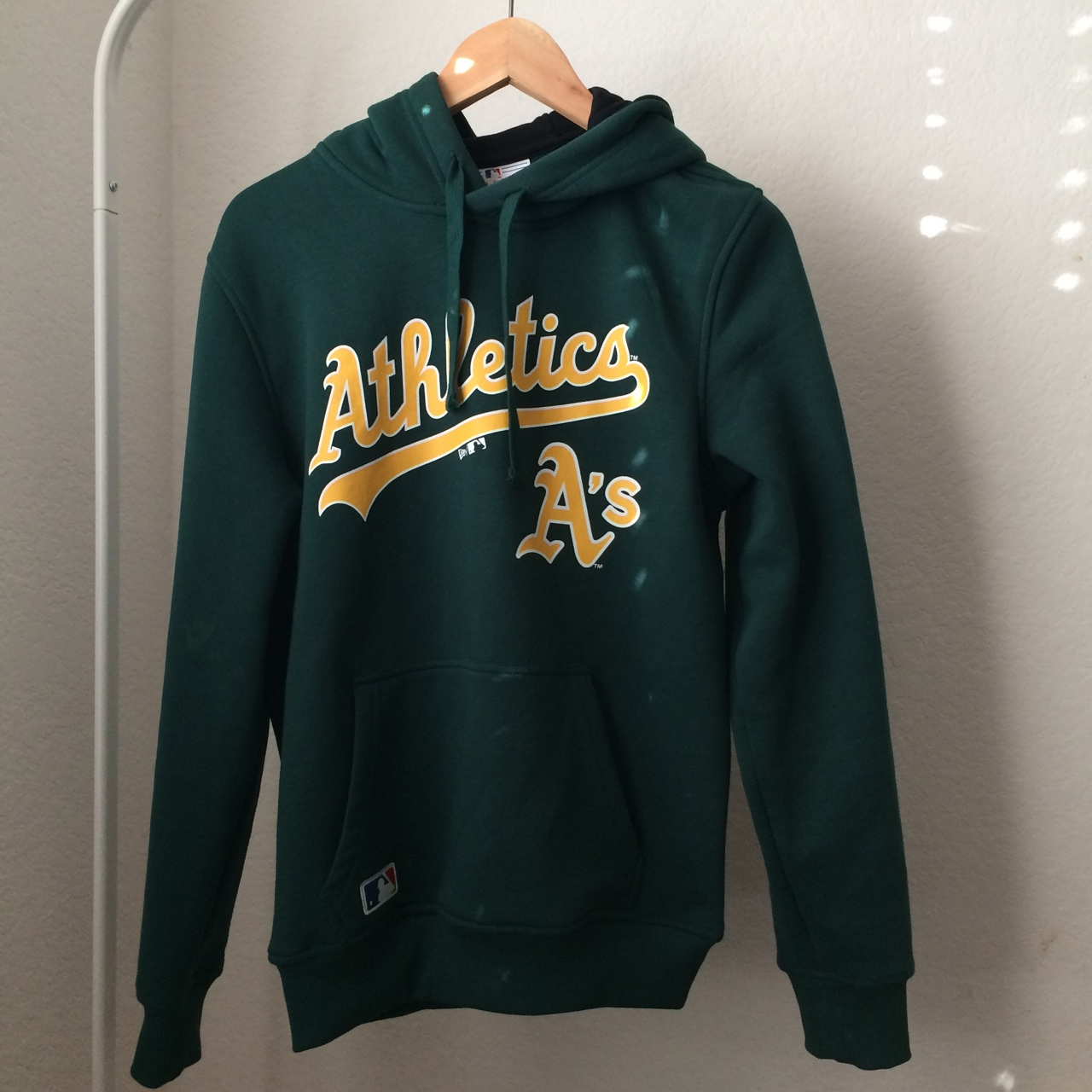 hot sale online c3b92 2ae91 #oakland A's #MLB #NewEra hoodie ⚾️ super soft, never ...