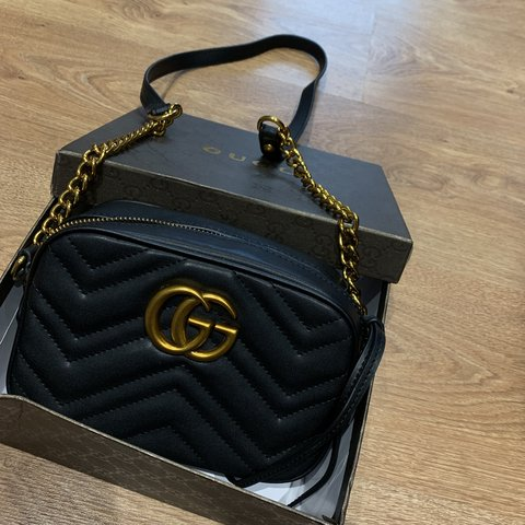 fcac82d08dd Gucci bag brought from Dubai. Never worn. Comes with bag   a - Depop