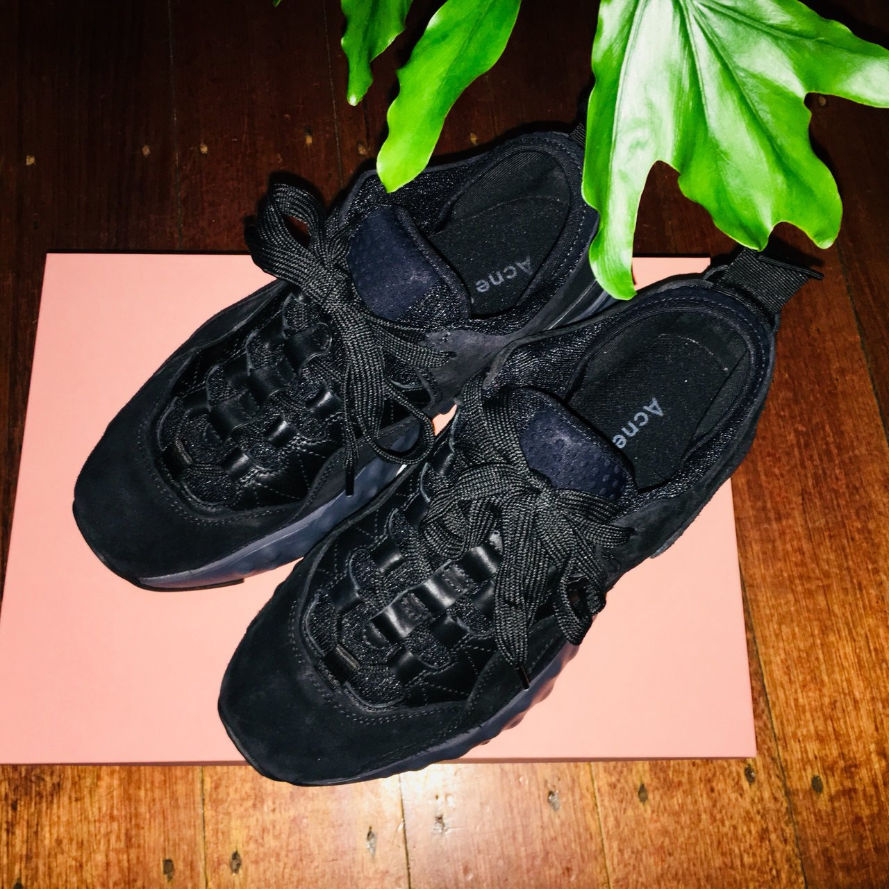 """4ff442cfce15d Nothing can go wrong with these Acne Studios Manhattan """"dad"""" - Depop"""