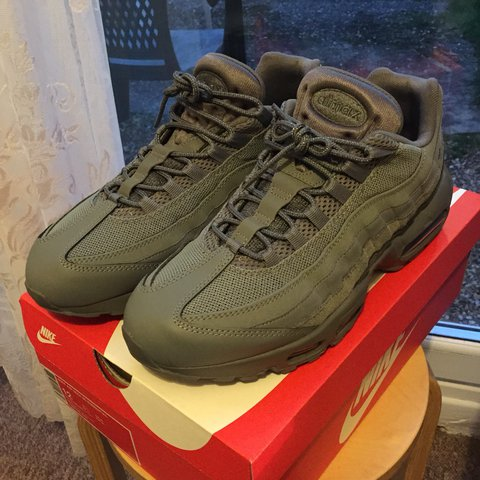 24b8e9a7be ... top quality nike air max 95 cool grey mono size uk 11 great condition  depop cfe62