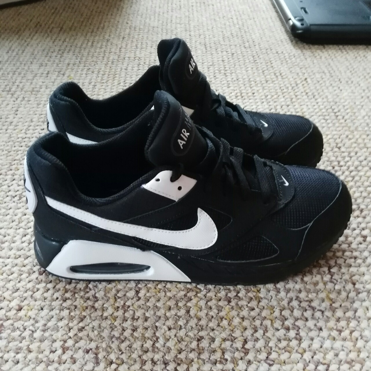 Nike Air Max old school. These have been worn once, Depop