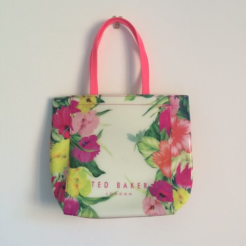 7947c5d1d3 Beautiful Ted Baker bag! Bought as a present but NEVER USED! - Depop
