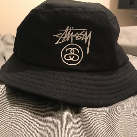 a0629f1d569012 Stussy bucket hat. A must have for all sadboys and girls out - Depop