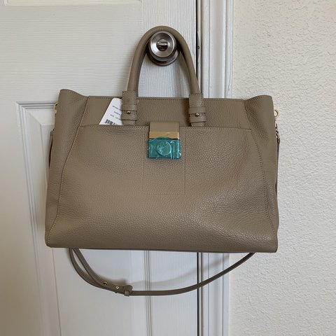 6132fe776c @missdoublelw. 3 months ago. Morgan Hill, United States. Brand new with tag  Versace Collection handbag