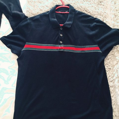 3b7b40c8a48 Genuine 100% real gucci polo L bought from Cruise Newcastle. - Depop