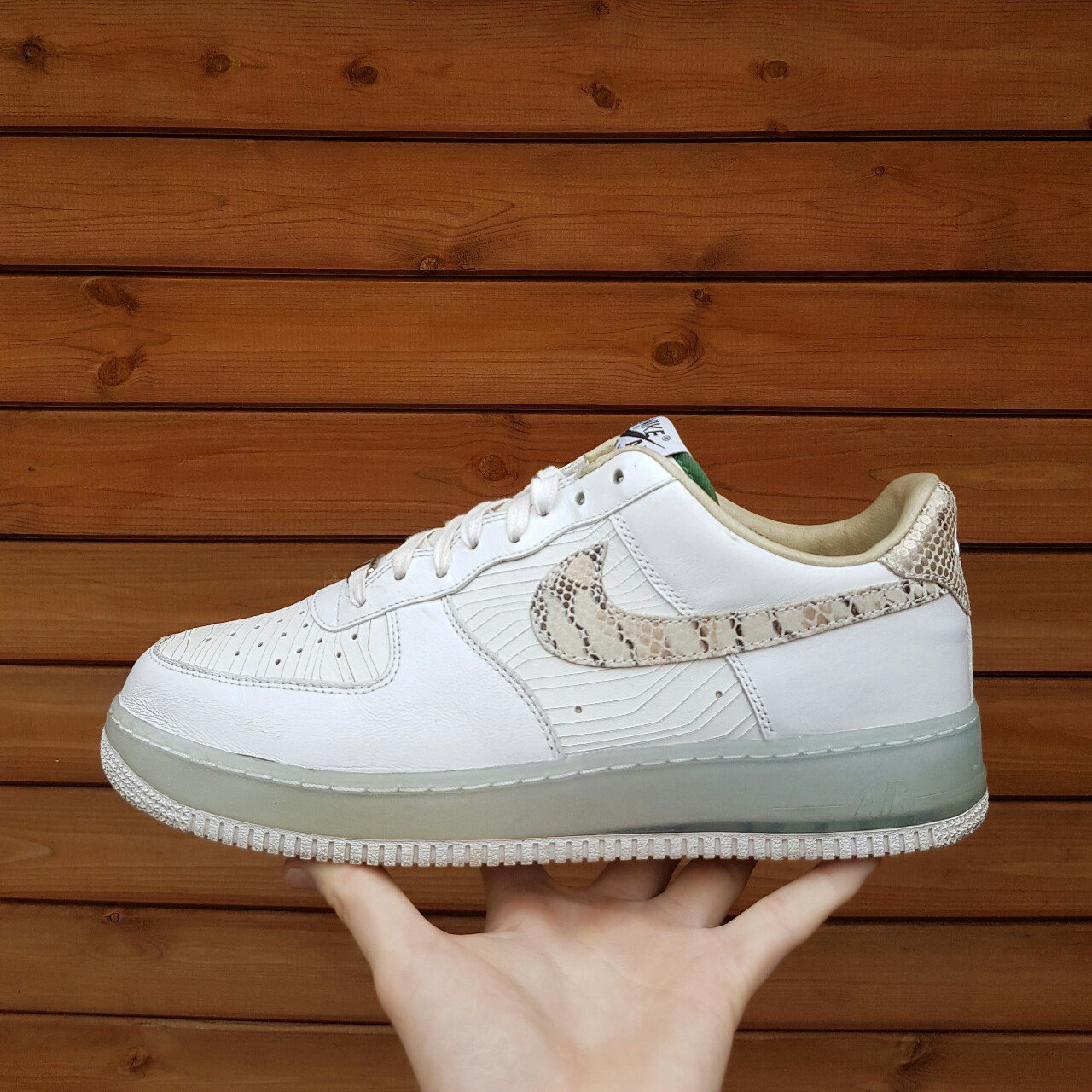 buy popular 746ed b159f  cheapersneaker. 2 years ago. United Kingdom. Nike Air Force 1 Low PRM CMFT  QS  Brazil
