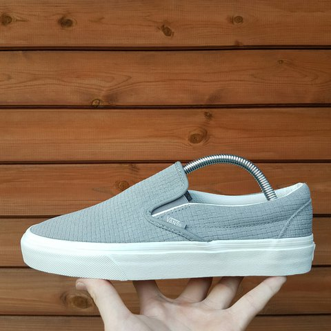 ae4931be65  cheapersneaker. last year. United Kingdom. Vans Classic Slip On  Wild Dove   UK size 6   6.5 available