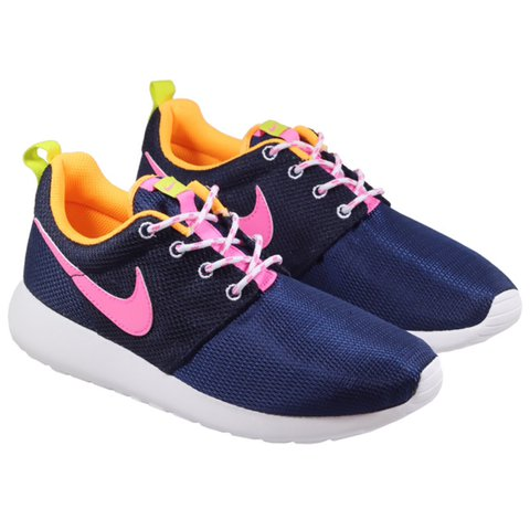 best service 87b81 2735a ... order turquoise roshe with pink tick girls air jordan 5 da66a ffb97