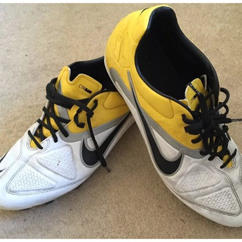 a2e33c913 Nike CTR 360. Rare to find these boots these days. Excellent - Depop