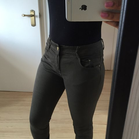 2cd39140497c @jkelly28. 2 years ago. London, UK. dark green skinny jeans! 🐢 perfect  condition ...