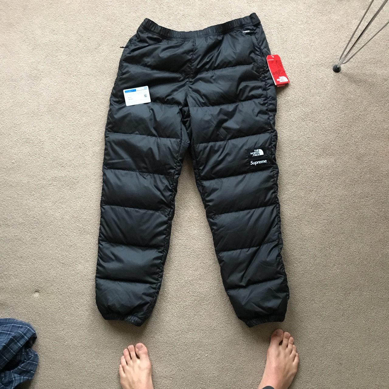 b76b2f71d Supreme x the north face nuptse pants from FW16... - Depop
