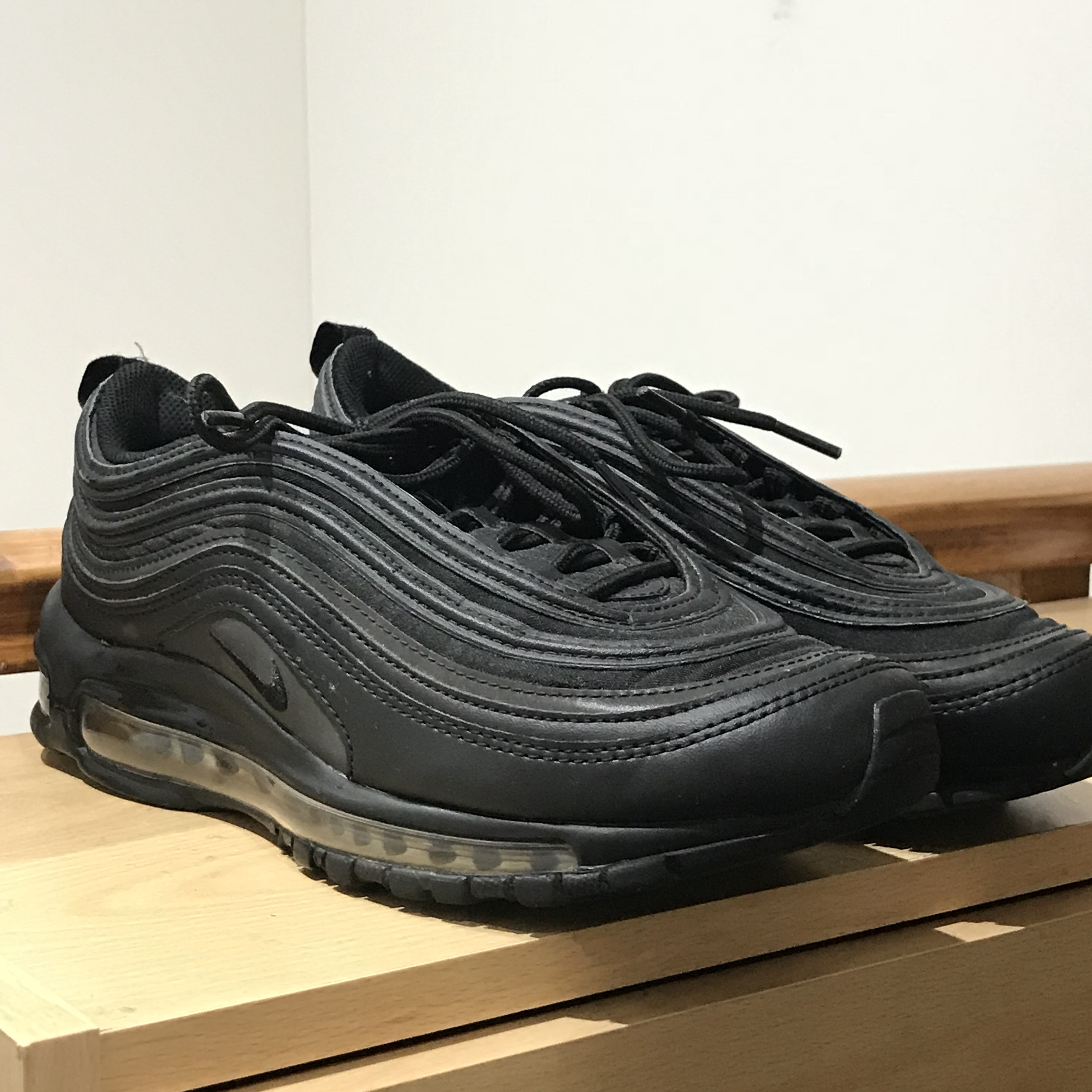 best sneakers 20a74 77d15 Here I'm selling is a pair of my Nike Air Max 97... - Depop