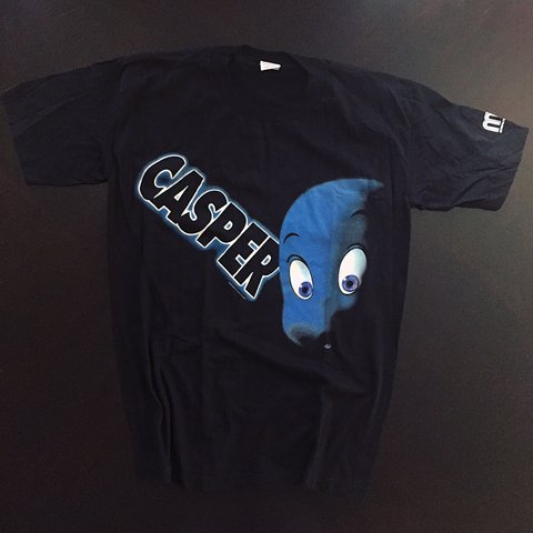 This Is A Vintage T Shirt From 1995 Of Casper The Friendly