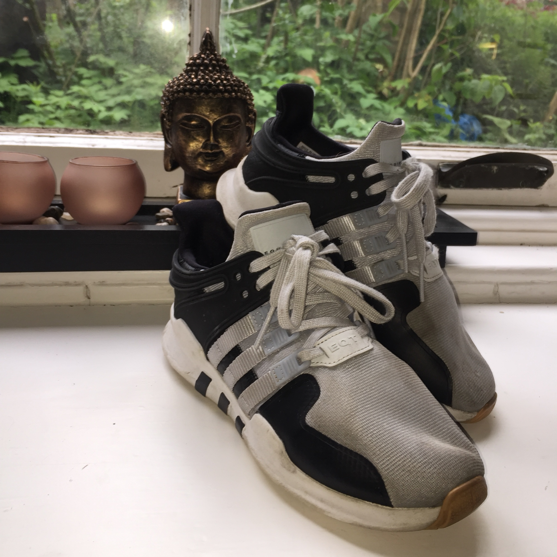 newest 62d95 8dcdd Adidas eqt ortholite Condition worn. Will look... - Depop