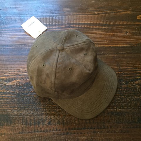 eda9a2611b1 Item  Norse Projects Faux Suede Trucker Cap