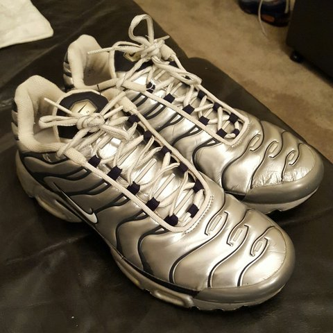 66c399e10c Nike air max plus TN 2001 Amazing shoe perfect for major and - Depop