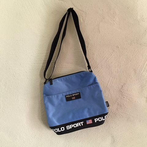 RL Polo Sport bag   if I seen a shorty rockin this I m on it - Depop 7144142a23384