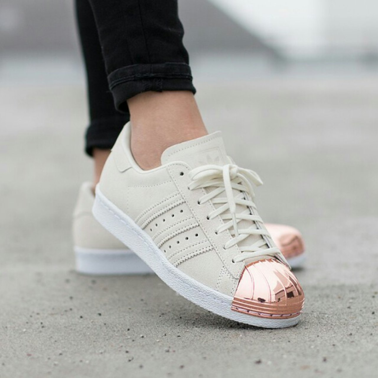 Adidas Superstar 80's Metal Toe Off White