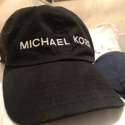 a87c7acb97f1c2 @wildtwins. last year. Nottingham, United Kingdom. Men's baseball cap. # michaelkors #mk ...