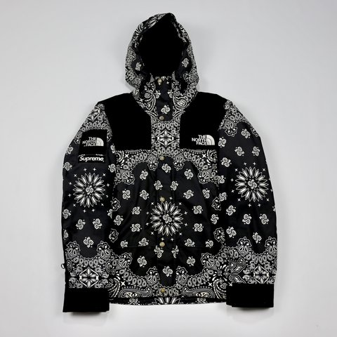 Tbbruce Last Year Devon United Kingdom Supreme X The North Face Paisley Bandana