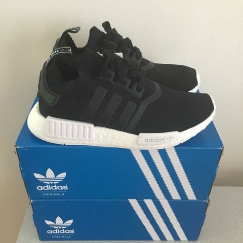 hot sale online 1ef10 4a1b0 Adidas NMD Prime Knit UK5. New With Box And Receipt.  adidas - Depop