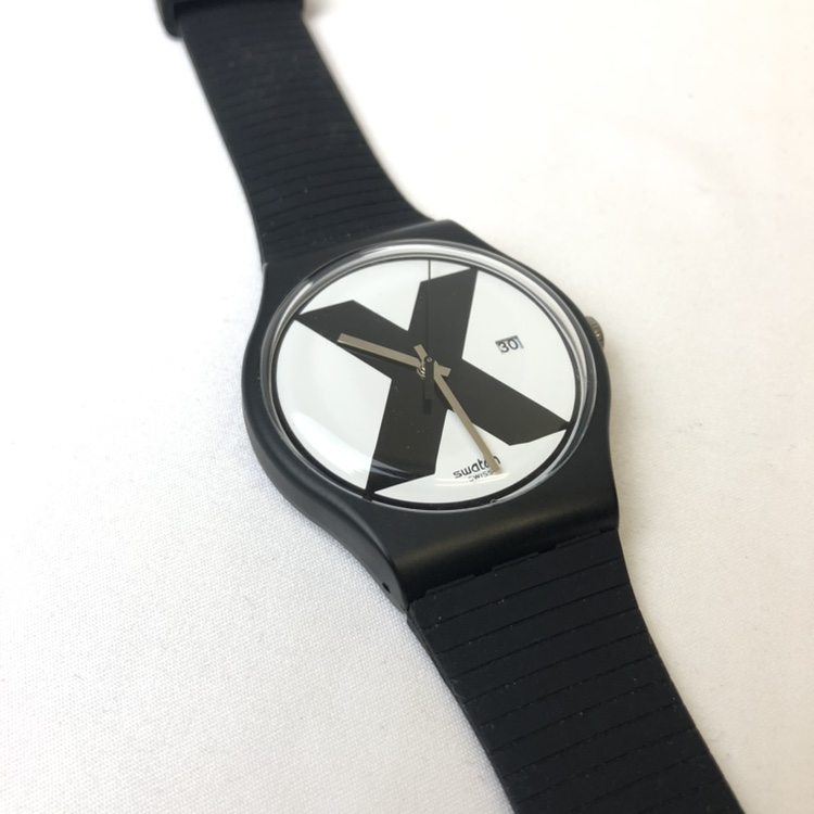 2018 X Swatch X rated  Re issue of the 1987    - Depop