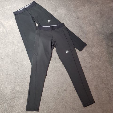 7ad1e765704a3 **Adidas** Ladies climalite gym leggings Medium compression Size- 0