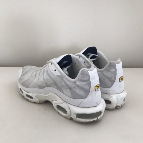 huge selection of 82841 da7a9  jakeyhh. 18 days ago. Peterborough, United Kingdom. Nike TN air triple  white trainers size 10