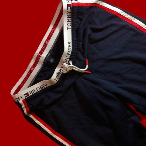 2e38e9a83c322 @okusux. last month. Houston, United States. ❗️PRICE DROP ❗️Tommy Hilfiger  Urban Outfitters Exclusive Side Stripe Lounge Pants ...