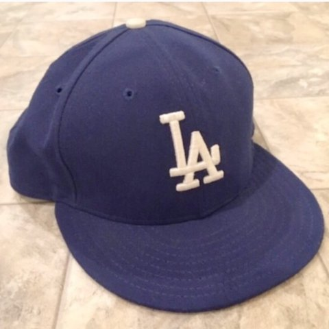 1b2da7739ed LA DODGERS NEW ERA MLB LOW PROFILE AC PERFORMANCE 59FIFTY