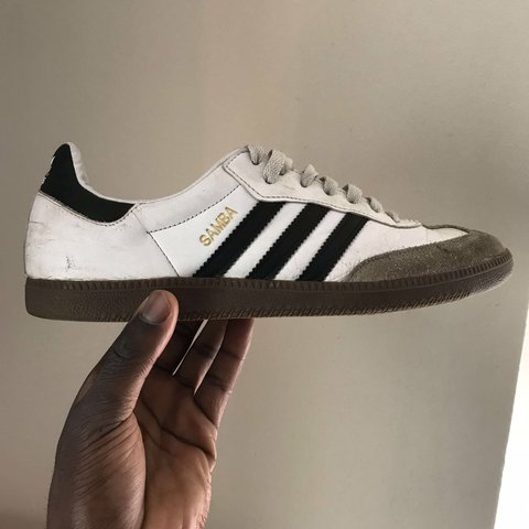2ef3a4f887a2 ... coupon code adidas samba size uk 9 worn some wear and tear this the  depop 6828c