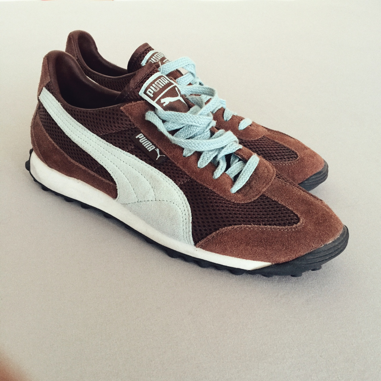 PUMA, Men's Easy Rider Classic Sneakers. Constructed ...