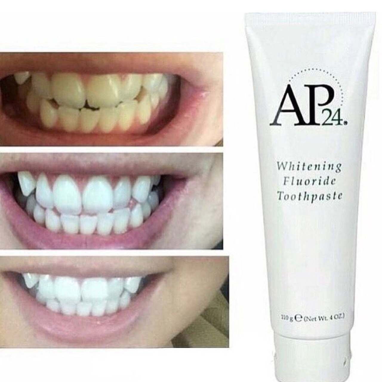 Teeth Whitening Toothpaste One Of Best Selling Depop