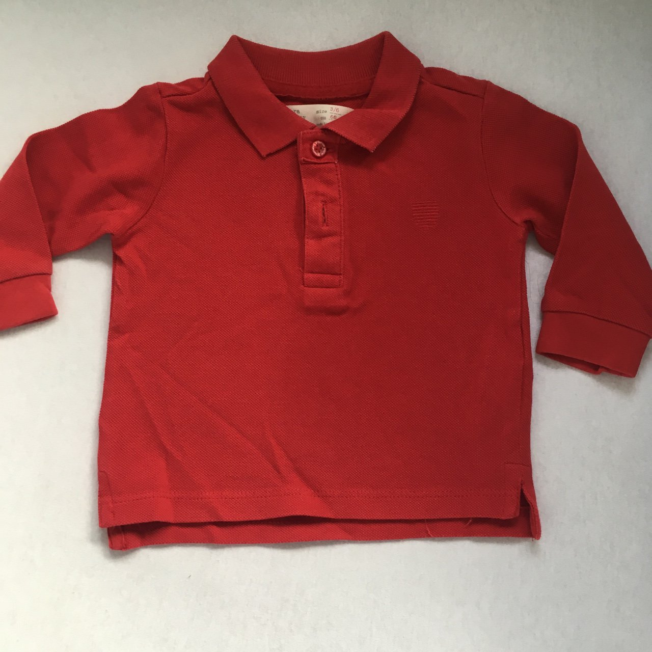 46a5ae385 Zara Baby Boy Polo Shirt | Top Mode Depot