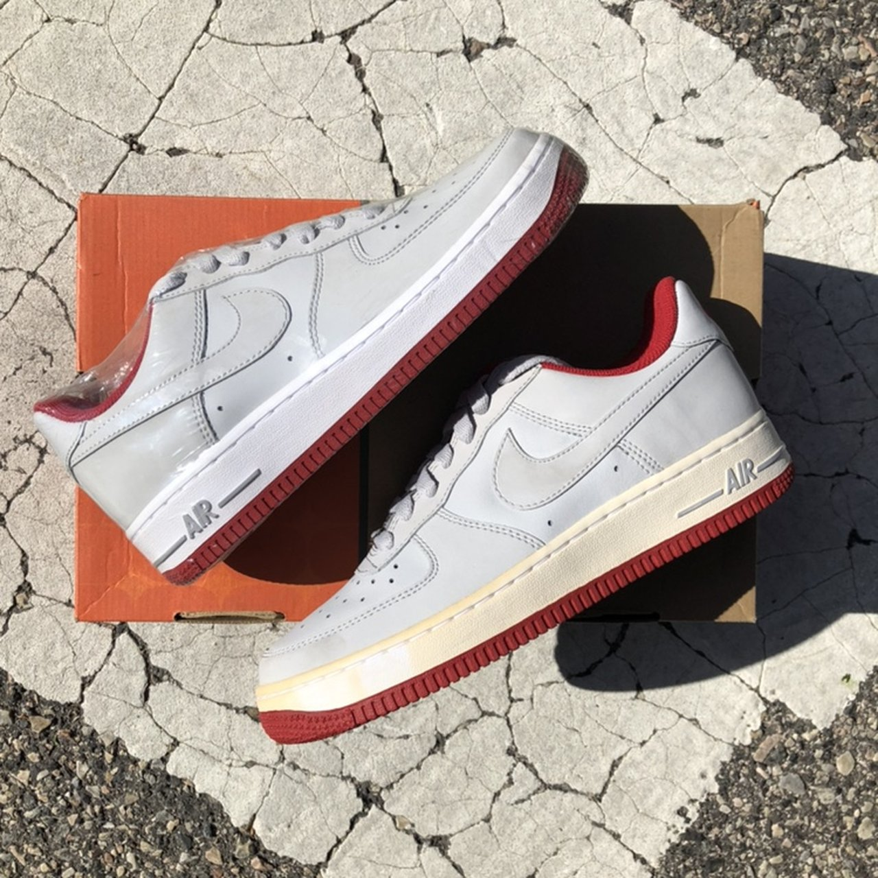 Deadstock nike air force 1. Youth size