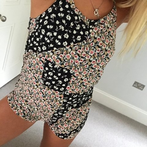 2ceedfc124c Super cute playsuit from topshop
