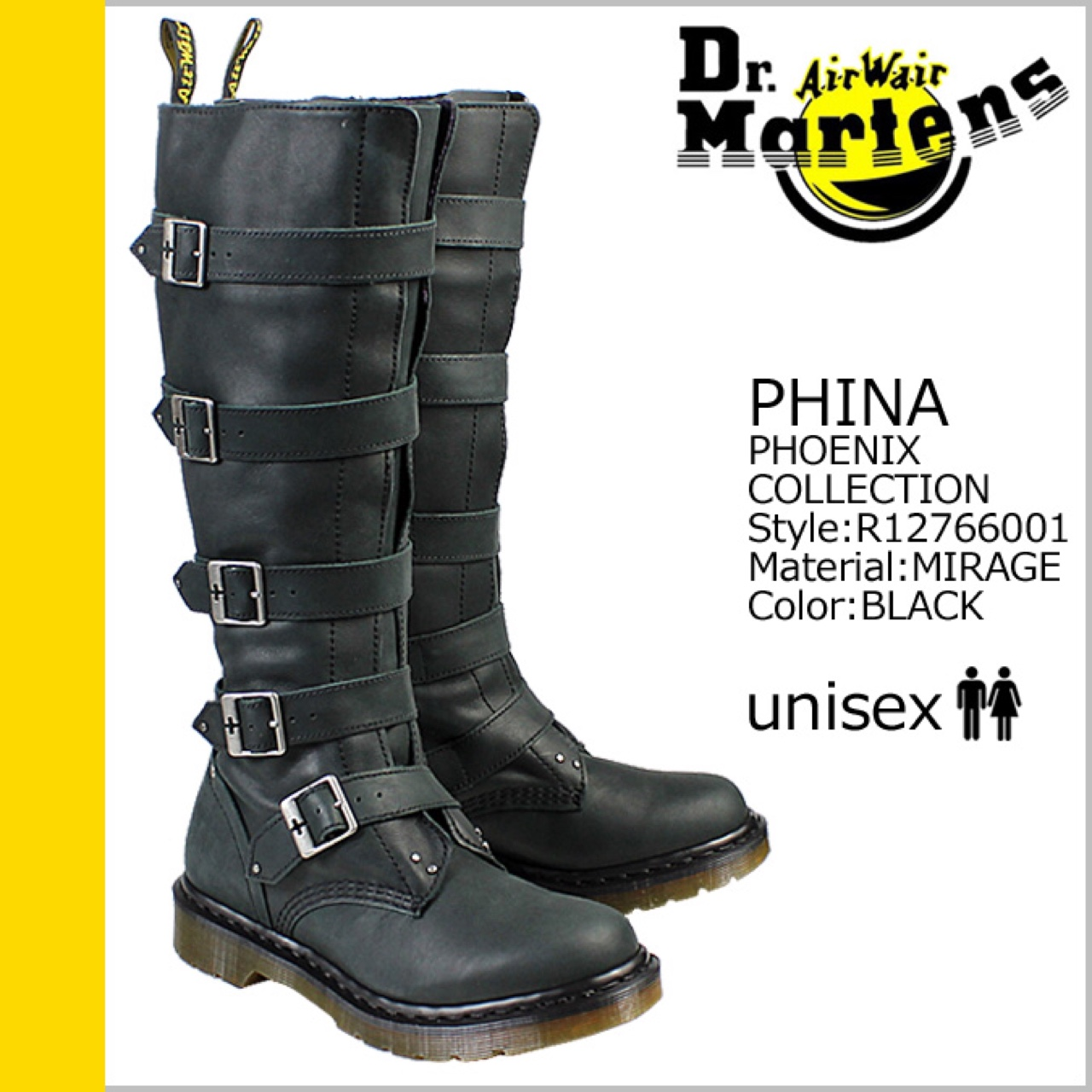 affordable price sale retailer best prices Dr Martens Phina boot. US 6 - Depop