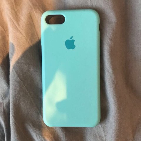 apple iphone 7 case turquoise