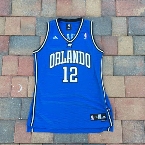 1c6df8a7fd9 The GOOD Dwight Howard Adidas Orlando Magic jersey. Blew no - Depop