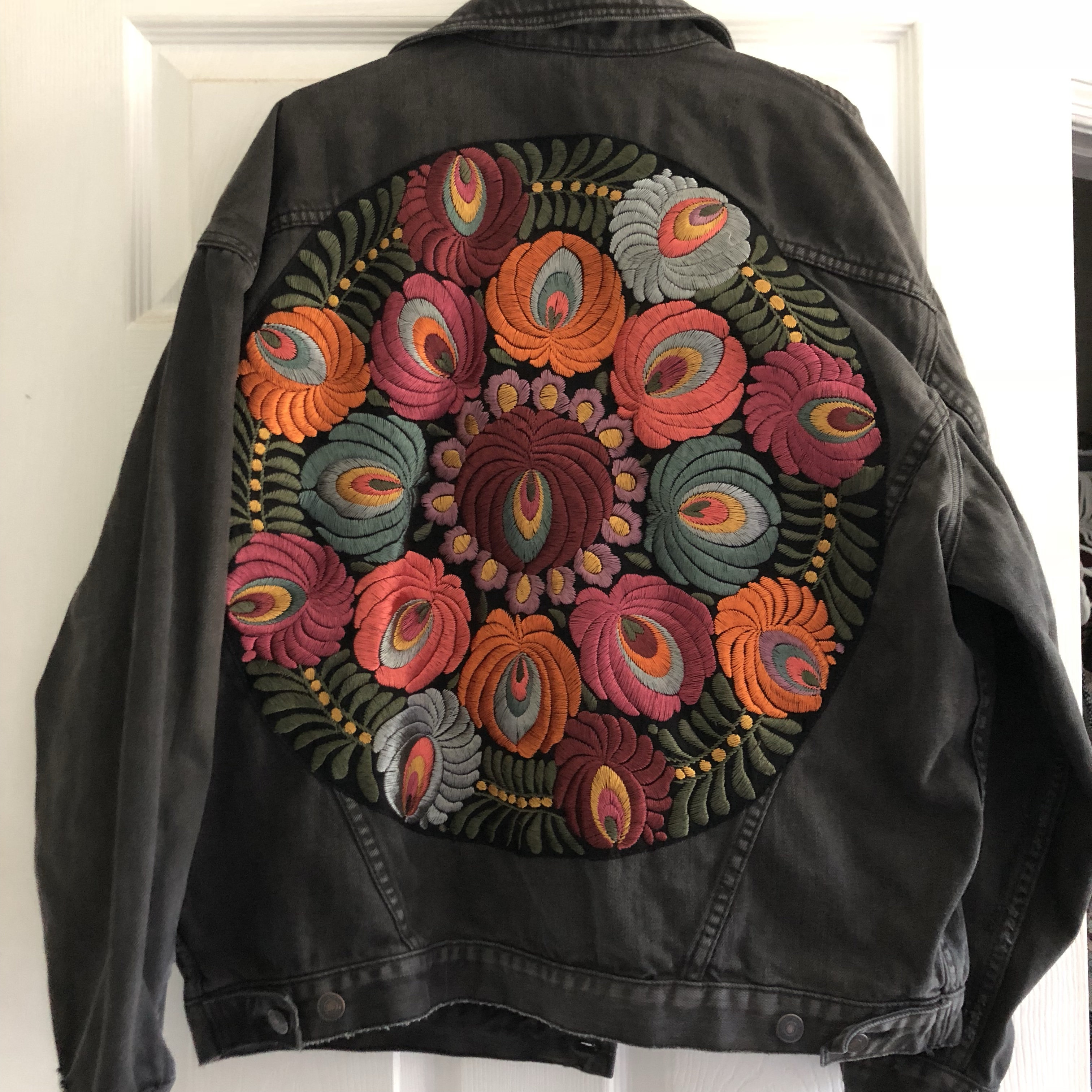 30+ Free People Embroidered Leather Jacket Images