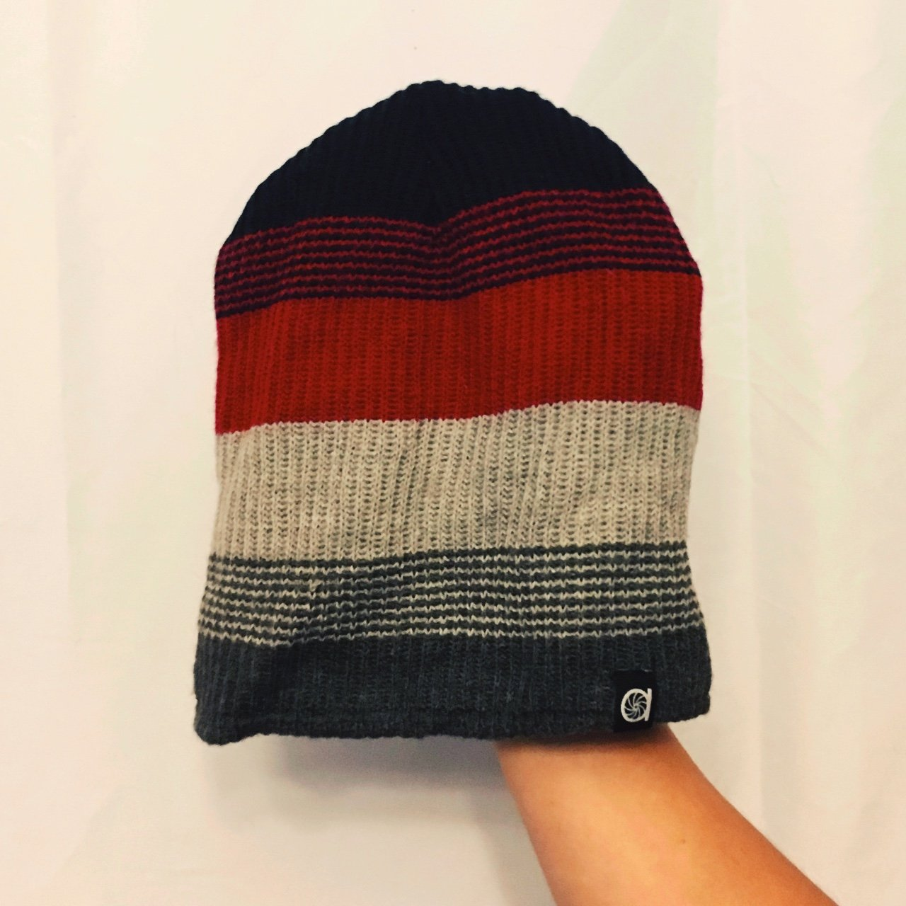 0a8a8ff8a7b Striped beanie.  beanie  zumiez  stripes - Depop