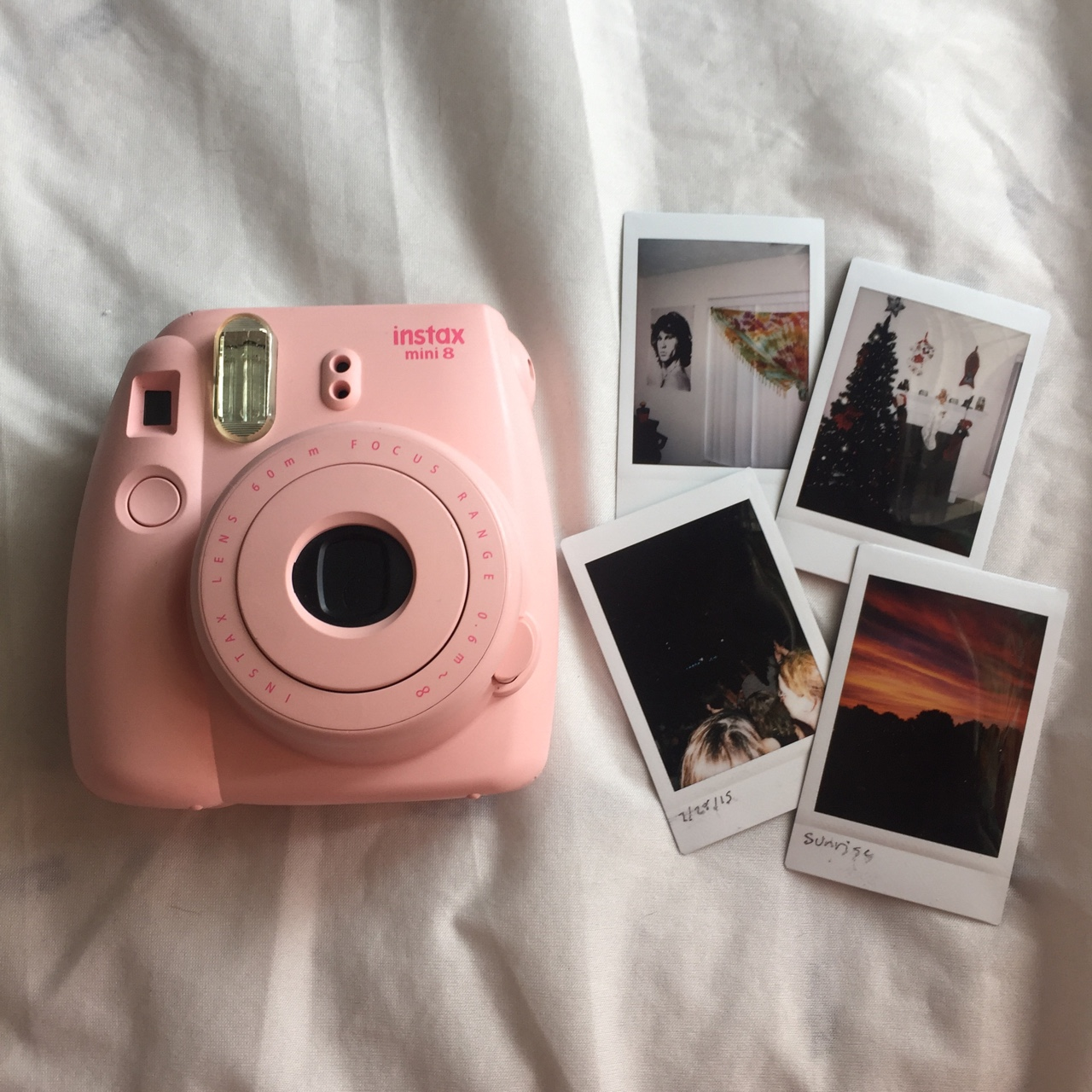 Fujifilm Instax Mini 8 Polaroid Camera Pink I Ve Depop