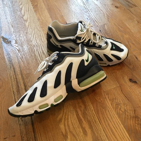 ORIGINAL 1996 vintage Nike Air Max  96 in SCREAM GREEN cw ff33d28aa