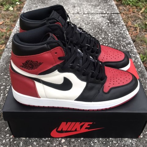 faaed4073325  mpricetoonice. 3 days ago. United States. Men s Nike Air Jordan One (1) Bred  Toes. Shipped free domestically next ...