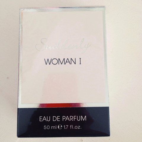 Suddenly Woman I Perfume Brand New In Packaging 50ml 1000 Depop