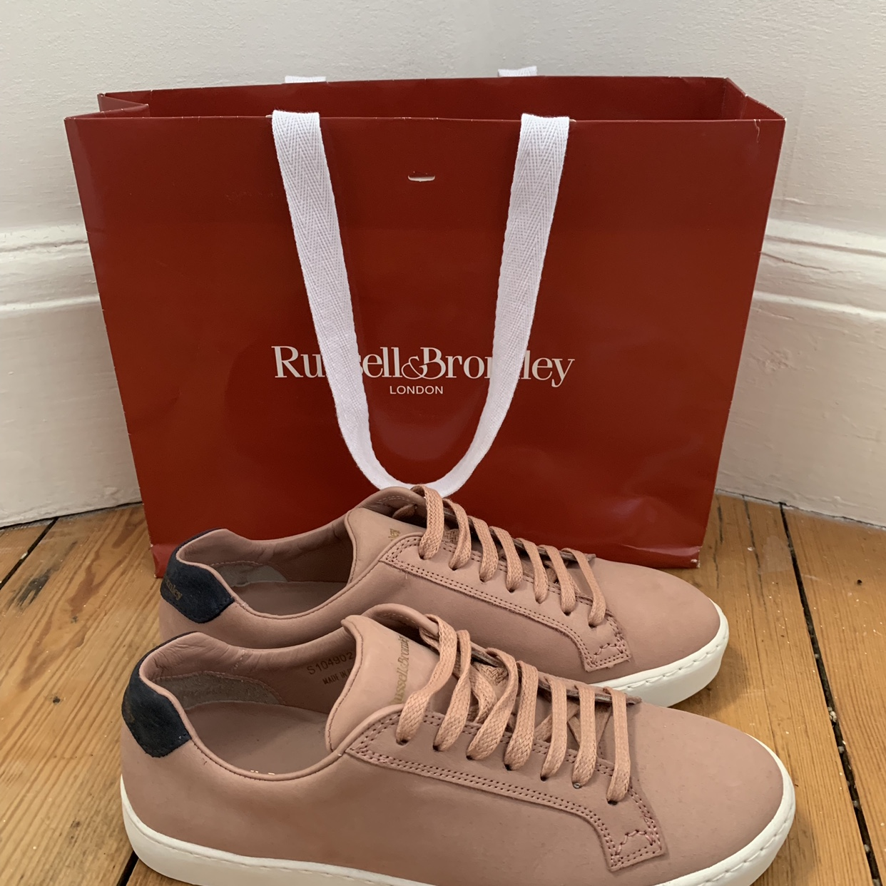 Bromley Trainers - Park Run Size