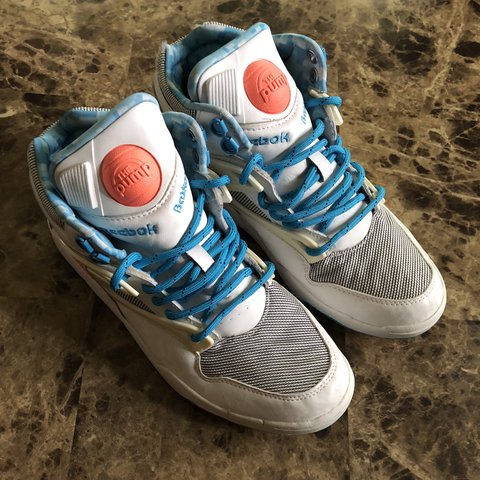 6b63b099ed17  slrknows. 10 months ago. United States. Vintage 90 s Reebok The Pump  Hexalite Size 8