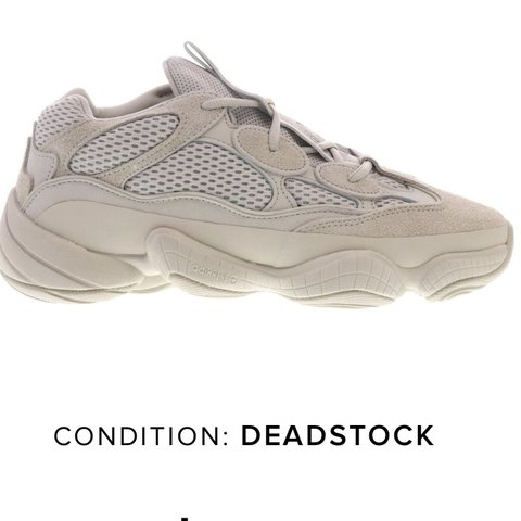 f8c2cf4a33bbb Yeezy 500 Size 8 Hmu with offers Got 2 pairs SOLD 1 - Depop